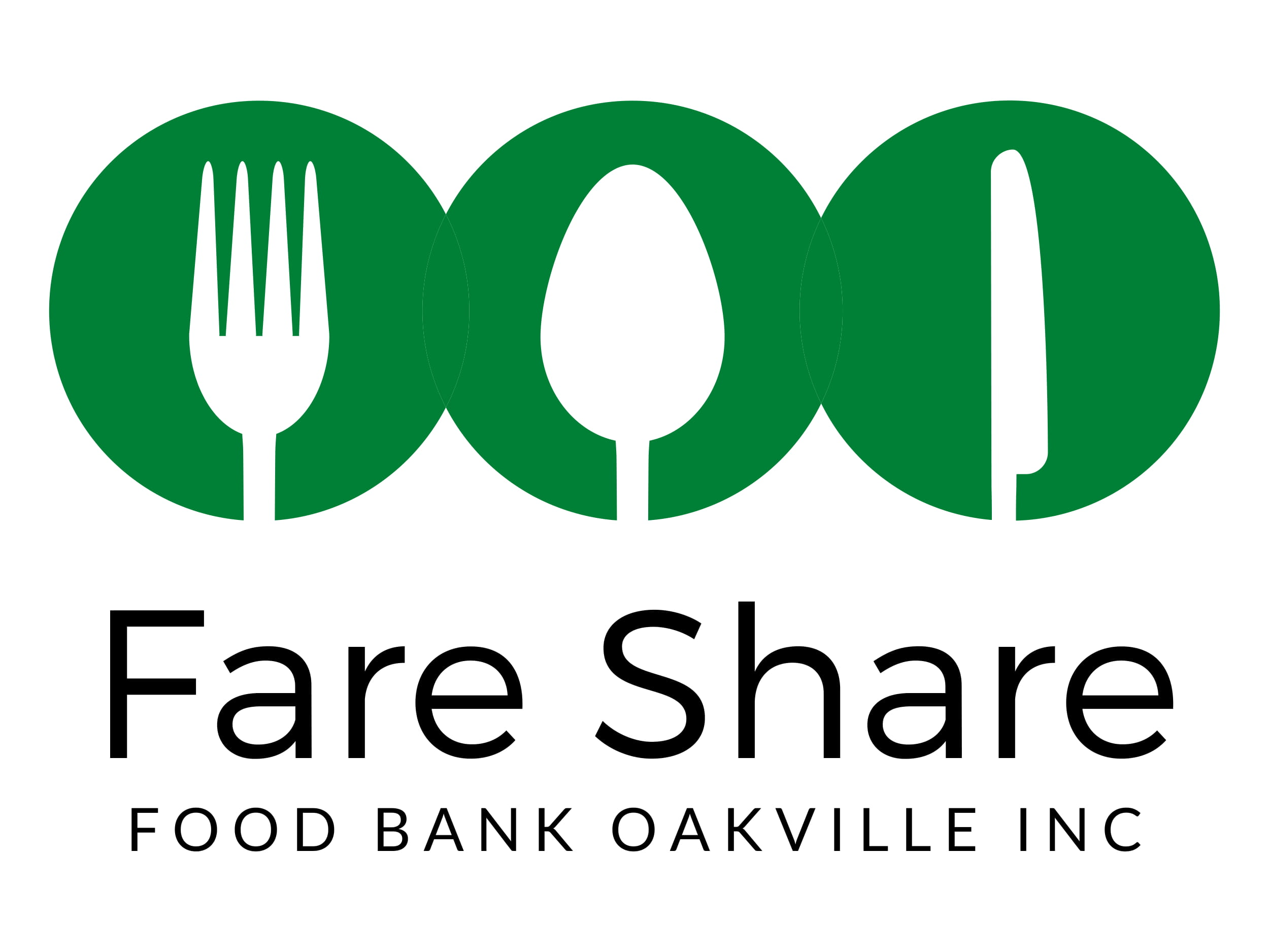 Fare Share Food Bank Oakville